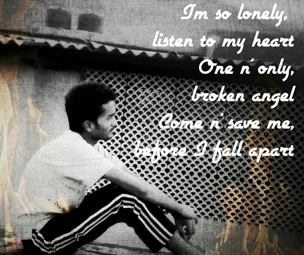 I M So Lonely: I'm So Lonely, Listen To My Heart [Arash:] Man Dooset D