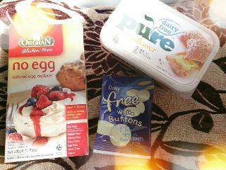food vegan dairyfree eggfree glutenfree bokeh