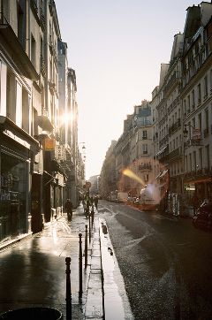 photography city vintage