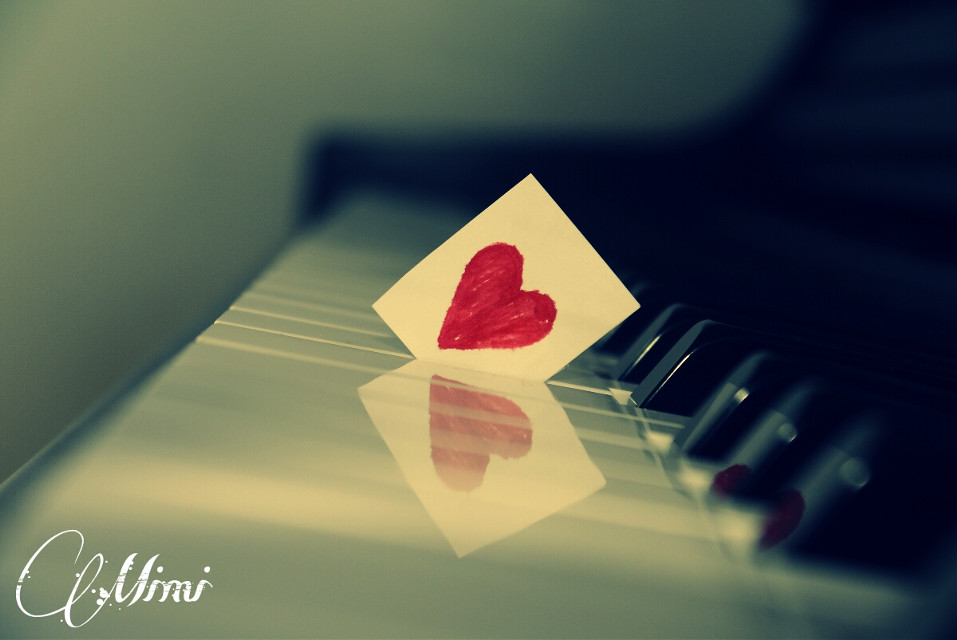 #Piano#Music#Heart#Beat
