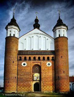 photography colorful podlasie architecture