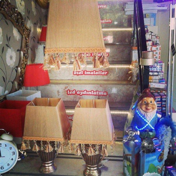 www.ilaydaabajur.com imalatlarimiz