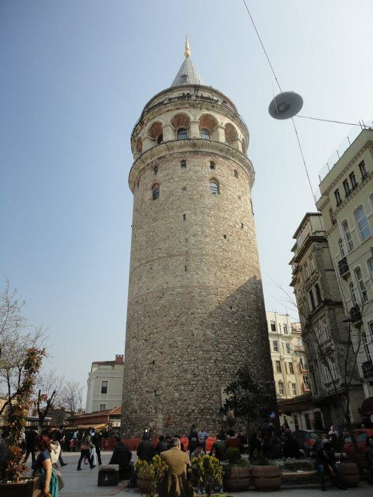 Galata Tower Istambul