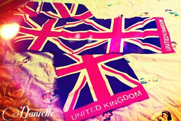 vintage flag england united kingdom