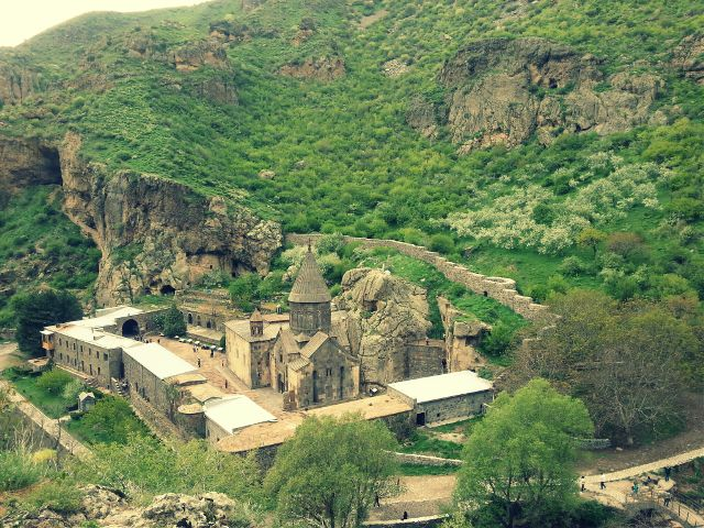 Geghard Monestry, Armenia