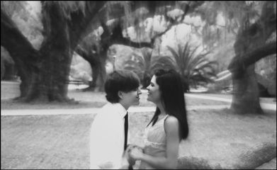 new orleans big easy black & white love citypark